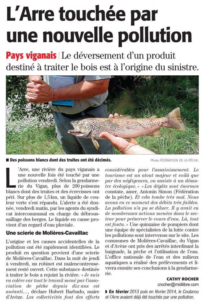 Article du ML