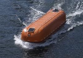 bateau de survie