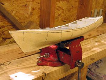 construction de mon canot en bois article 1 le blog de grand pierre. Black Bedroom Furniture Sets. Home Design Ideas
