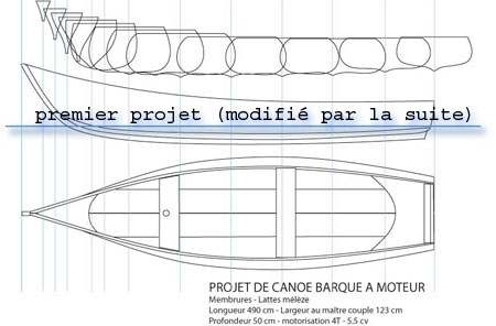 Construction De Mon Canot En Bois Article 1 Le Blog De Grand Pierre